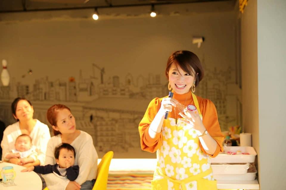 デコ離乳食ワークショップ&笹塚ママcafé@笹塚アキチ!を開催しました。