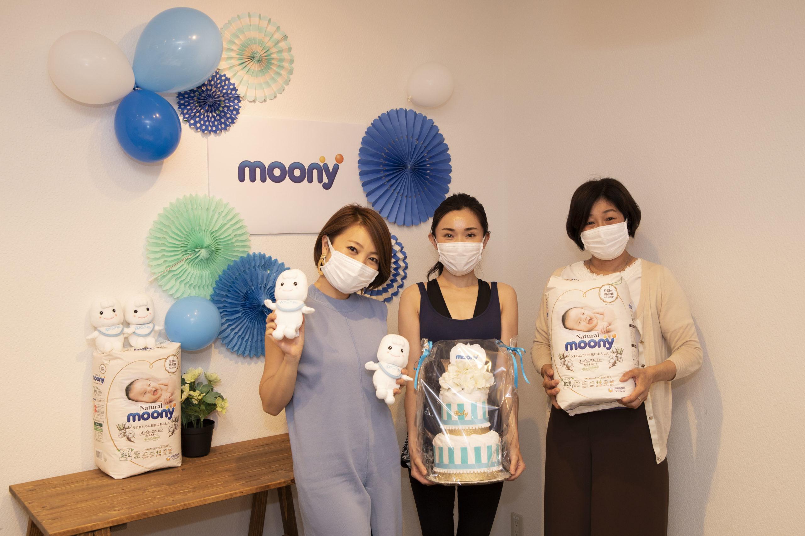 8月2日(日)moony公式インスタグラムの両親学級「Onlineムーニーちゃん学級」に弊社代表真鍋が出演します。